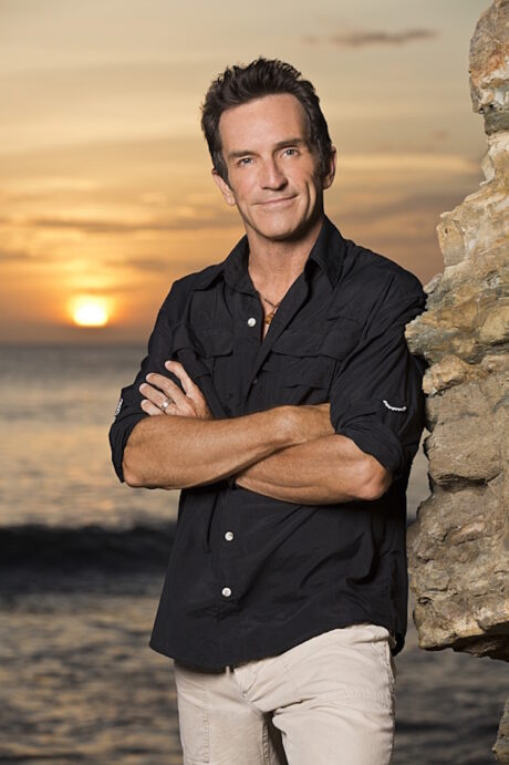 Jeff Probst Survivor Second Chance