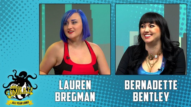 Stan Lee's Comikaze All Year Long: Lauren Matesic and Bernadette Bentley