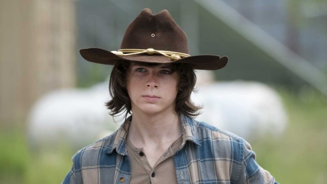 "The Walking Dead After Show Season 6 Episode 7 ""Heads Up"""
