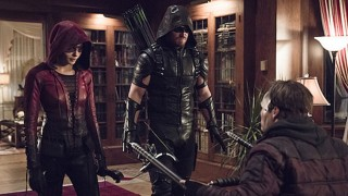 "Arrow After Show Season 4 Episode 10 ""Blood Debts"" Part 2"