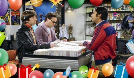 The_Big_Bang_Theory_The_Celebration_Experimentation_Leonard_Raj_Howard_Comic_Book_Shop