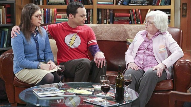 "The Big Bang Theory After Show Season 9 Episode 14 ""The Meemaw Materialization"""