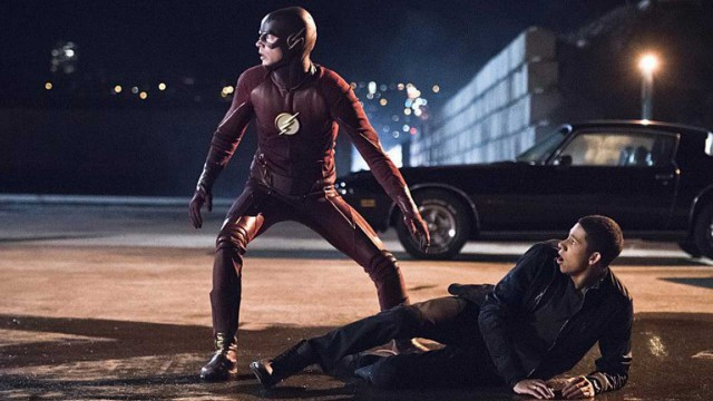 "The Flash After Show Season 2 Episode 12 ""Fast Lane"""