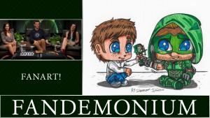 Arrow After Show Season 4 FANDEMONIUM! -FANART! Photo