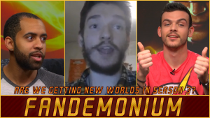 The Flash After Show Fandemonium – Are We Getting New Worlds In Season 3? Photo