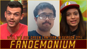 The Flash After Show Fandemonium – Will We See Green Lantern In Season 3? Photo