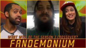 The Flash After Show Fandemonium – What Will Be The Season 3 Crossover? Photo