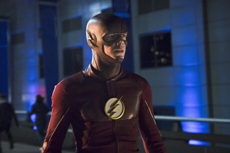 "The Flash -- ""Trajectory"" -- Image FLA216c_0022b -- Pictured: Grant Gustin as Barry Allen / The Flash -- Photo: Katie Yu/The CW -- © 2016 The CW Network, LLC. All rights reserved."