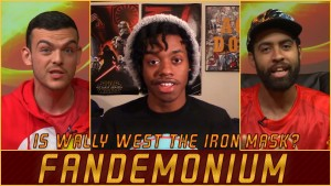 The Flash After Show Fandemonium – When Will Wally West Get His Powers? Photo