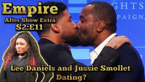 Empire Aftershow Extra Season 2 Episode 11 – Lee Daniels and  Jussie Smollet Dating? Photo