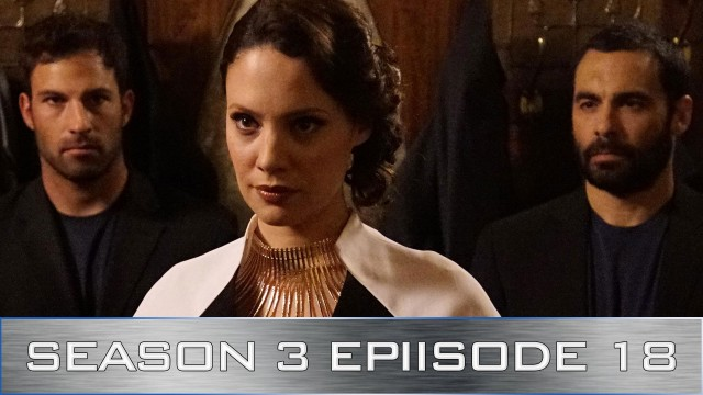 "Agents of S.H.I.E.L.D. After Show Season 3 Episode 18 ""The Singularity"""