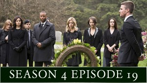 """Arrow After Show Season 4 Episode 19 """"Canary Cry"""" Photo"""