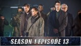 """Legends of Tomorrow After Show Season 1 Episode 13 """"Leviathan"""""""