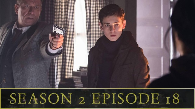 "Gotham After Show Season 2 Episode 18 ""Pinewood"""