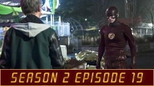 """The Flash After Show Season 2 Episode 19 """"Back to Normal"""" Photo"""