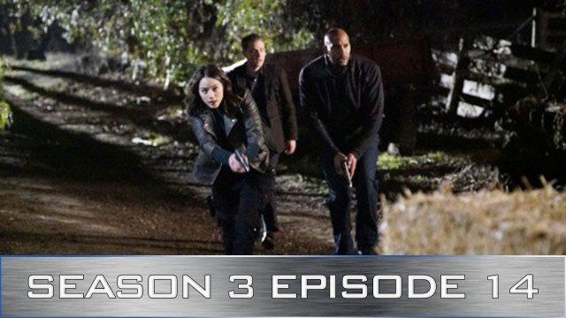 "Agents of S.H.I.E.L.D. After Show Season 3 Episode 14 ""Watchdogs"""