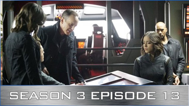 "Agents of S.H.I.E.L.D. After Show Season 3 Episode 13 ""Parting Shot"""