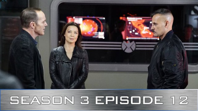 "Agents of S.H.I.E.L.D. After Show Season 3 Episode 12 ""The Inside Man"""