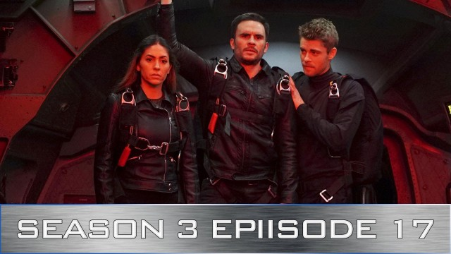 "Agents of S.H.I.E.L.D. After Show Season 3 Episode 17 ""The Team"""