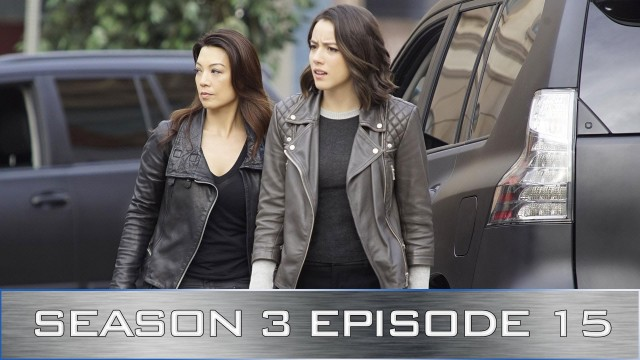 "Agents of S.H.I.E.L.D. After Show Season 3 Episode 15 ""Spacetime"""
