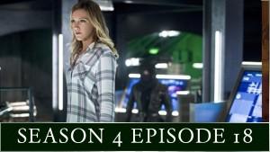 "Arrow After Show Season 4 Episode 18 ""Eleven-Fifty-Nine"" Photo"