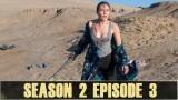 "Fear The Walking Dead After Show Season 2 Episode 3 ""Ouroboros"""
