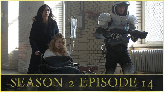 "Gotham After Show Season 2 Episode 13 ""A Dead Man Feels No Cold"""