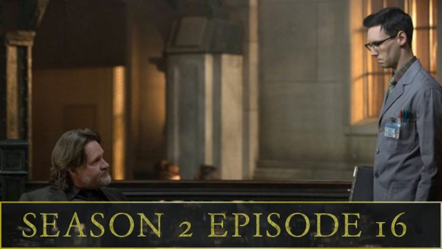 "Gotham After Show Season 2 Episode 16 ""Prisoners"""