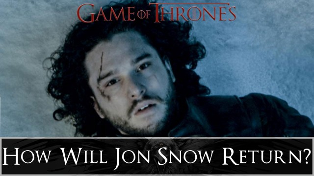 Jon Snow – How Will He Return on Game of Thrones After Show on theStream.tv