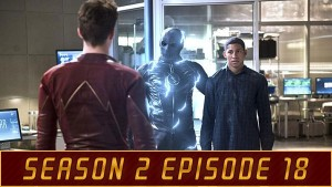"""The Flash After Show Season 2 Episode 18 """"Versus Zoom"""" Photo"""