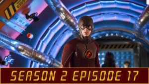 """The Flash After Show Season 2 Episode 17 """"Flash Back"""" Photo"""