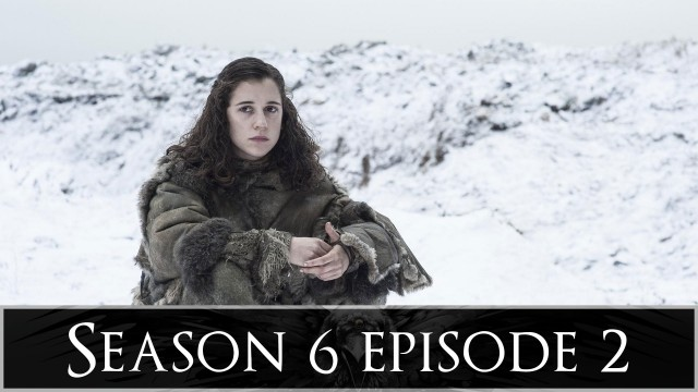 "Game of Thrones After Show Season 6 Episode 2 ""Home"""