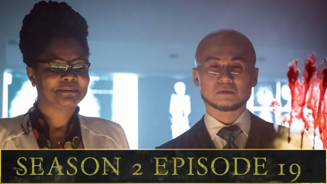 "Gotham After Show Season 2 Episode 19 ""Azrael"""