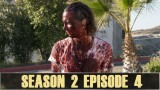 "Fear The Walking Dead After Show Season 2 Episode 4 ""Blood in the Streets"""