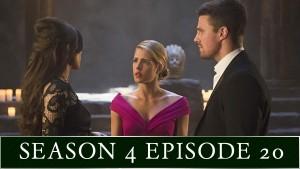 "Arrow After Show Season 4 Episode 20 ""Genesis"" Photo"