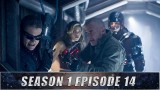 "Legends of Tomorrow After Show Season 1 Episode 14 ""River of Time"""
