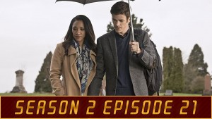 """The Flash After Show Season 2 Episode 21 """"The Runaway Dinosaur"""" Photo"""