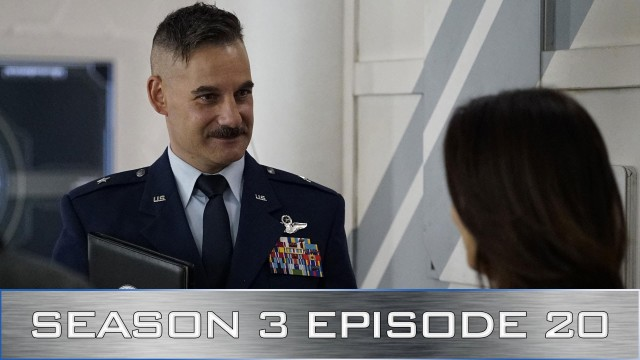 "Agents of S.H.I.E.L.D. After Show Season 3 Episode 20 ""Emancipation"""