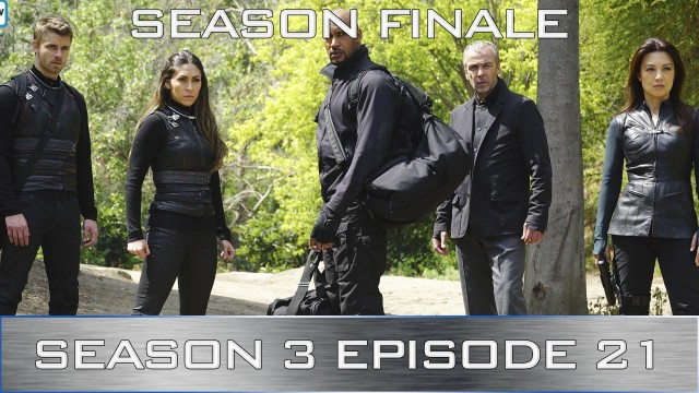 "Agents of S.H.I.E.L.D. After Show Season 3 Episode 21 ""Absolution"""
