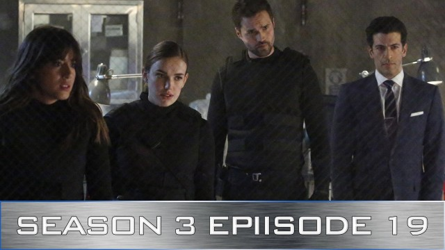 "Agents of S.H.I.E.L.D. After Show Season 3 Episode 19 ""Failed Experiments"""