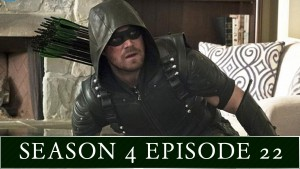 """Arrow After Show Season 4 Episode 22 """"Lost in the Flood"""" Photo"""