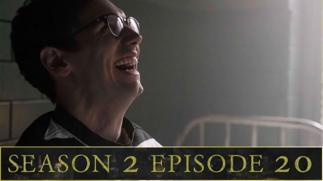 "Gotham After Show Season 2 Episode 20 ""Unleashed"""