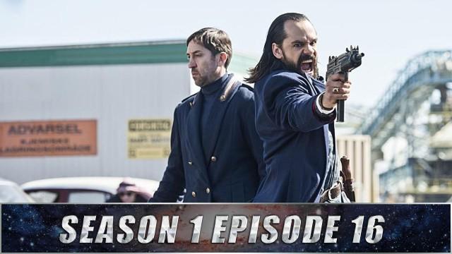 "Legends of Tomorrow After Show Season 1 Episode 16 ""Legendary"""
