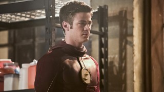 "The Flash -- ""Invincible"" -- Image: FLA222b_0057b.jpg -- Pictured: Grant Gustin as The Flash -- Photo: Dean Buscher/The CW -- © 2016 The CW Network, LLC. All rights reserved."