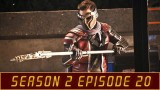 "The Flash After Show Season 2 Episode 20 ""Rupture"""
