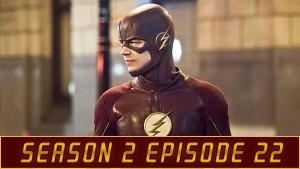 "The Flash After Show Season 2 Episode 22 ""Invincible"" Photo"
