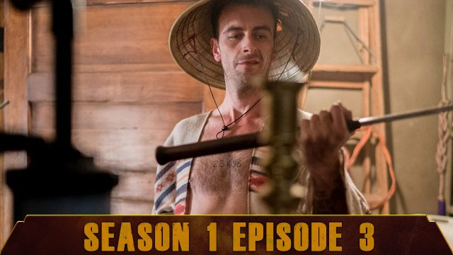 "Preacher After Show Season 1 Episode 3 ""The Possibilities"""