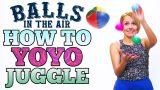 How To Yo Yo Juggle on Balls in the Air