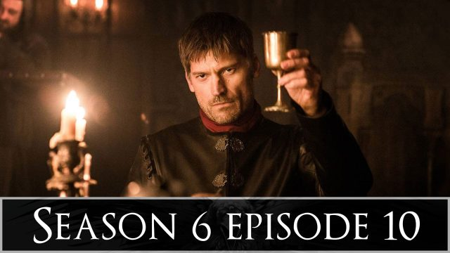 "Game of Thrones After Show Season 6 Episode 10 ""The Winds of Winter"""