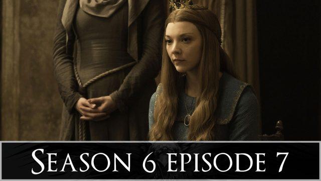 "Game of Thrones After Show Season 6 Episode 7 ""The Broken Man"""